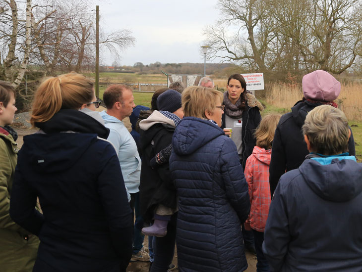 Infotag der Dörfergemeinschaft Dambecker Seen e.V.