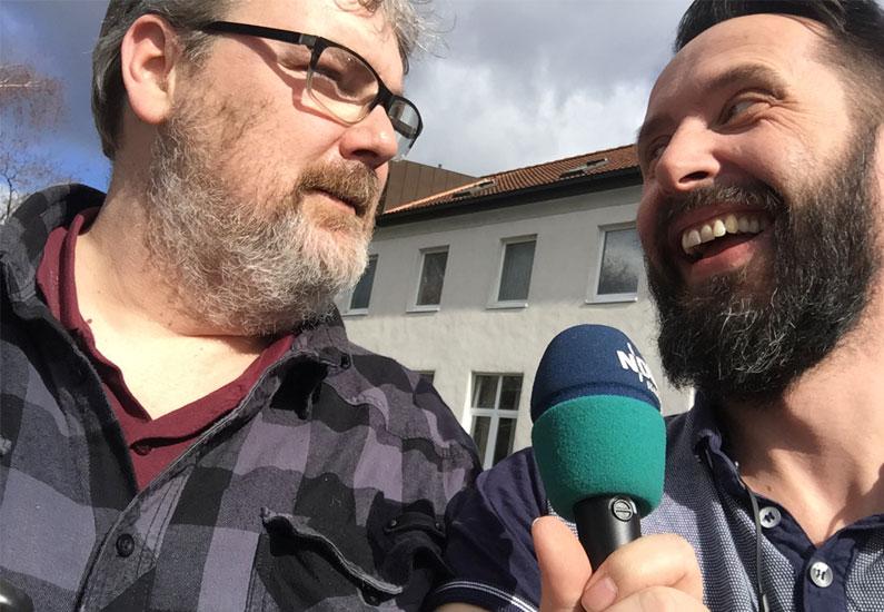 Dorf-Stadt-Kreis – zu Gast im Podcast von NDR 1 Radio MV